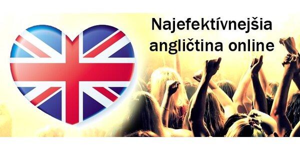 Nová ANGLIČTINA online, plus certifikát