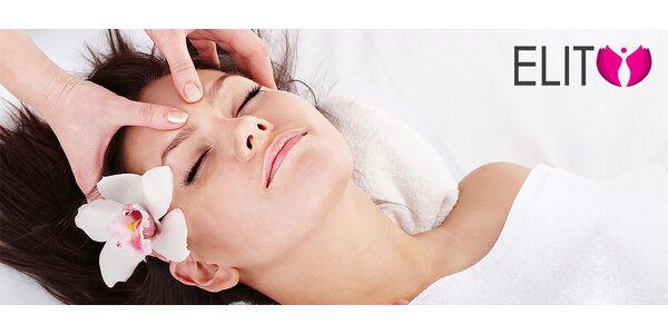 Relaxačná upokojujúca masáž či manuálny lifting