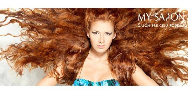 Vlasové ošetrenie alebo predĺženie vlasov
