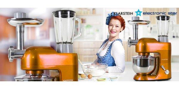 Výkonný multifunkčný kuchynský mixér