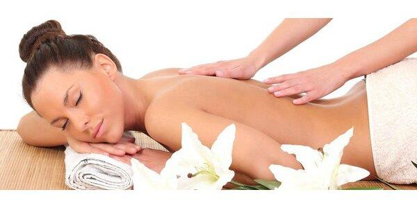 Zdravotné masáže pri bolestiach chrbtice
