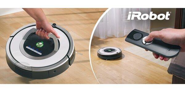 Inteligentný robotický vysávač iRobot Roomba 776p