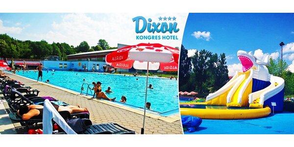 Letná dovolenka s kúpaním v Hoteli Dixon****
