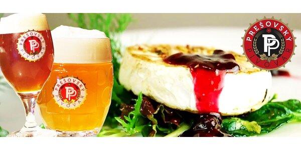 9 druhov piva s pivnými lahôdkami