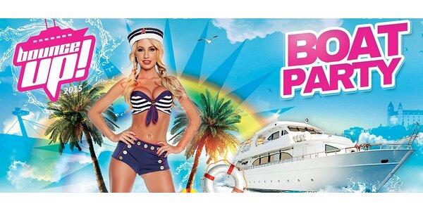 Luxusná zábava na Party lodi v štýle Ibiza