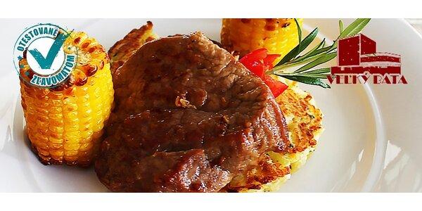 Králik, steak alebo ostriež u Veľkého Batu