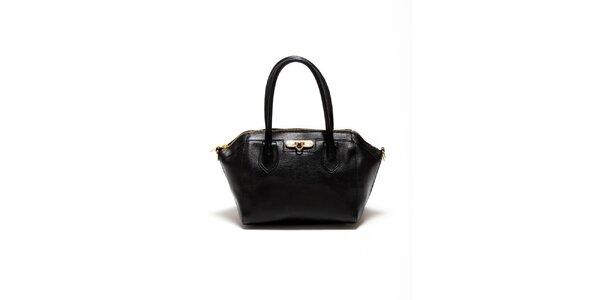 Dámska čierna retro kabelka Renata Corsi
