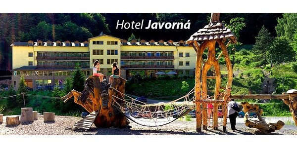 Wellness pobyt v Hoteli Javorná Drienica