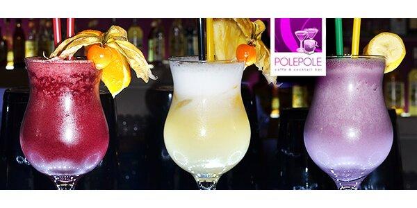 Čerstvé miešané ovocné nápoje s ACAICO