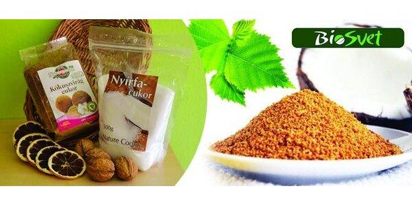 Kokosový alebo Fínsky brezový cukor 500 g