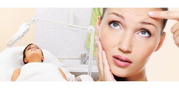 Vákuová masáž tváre a lymfodrenáž tela