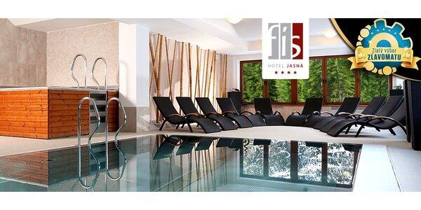 LUXUS Relax v Hoteli FIS Jasná****