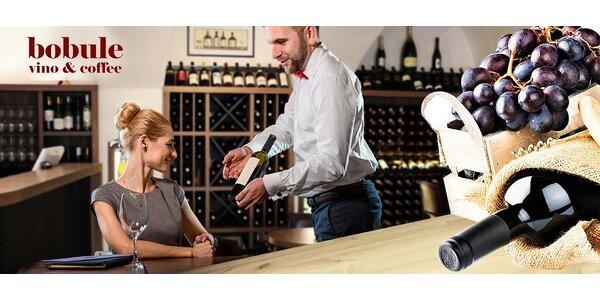 Neriadená degustácia vína, či poukaz na jeho nákup