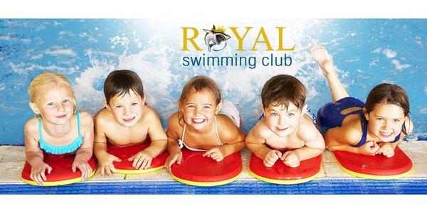 Denný letný plavecký tábor