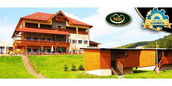 Wellness pobyt v Horskom hoteli Hájnice****