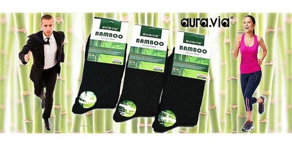 Značkové kvalitné bambusové ponožky