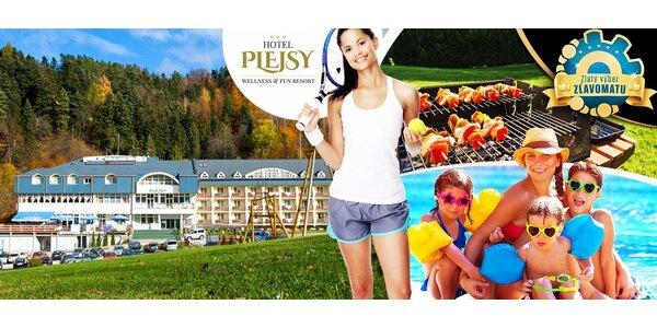 Fantastické LETO v Hoteli Plejsy***