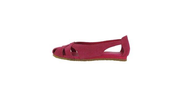 Dámske ružové sandálky Flip Flop