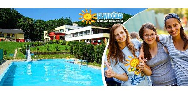 Pohodový tábor pre teenagerov od CK Slniečko