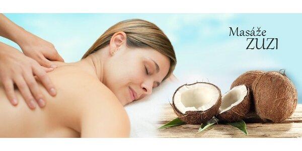 Relaxačná masáž, reflexná masáž chodidiel