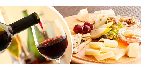 Podmanivý večer pre dvoch v útulnej vinárni
