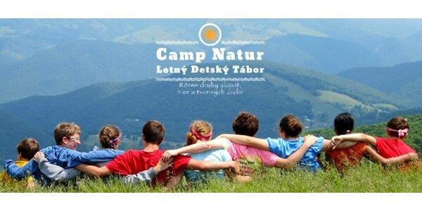 Camp Natur - Letný tábor pre deti a mládež