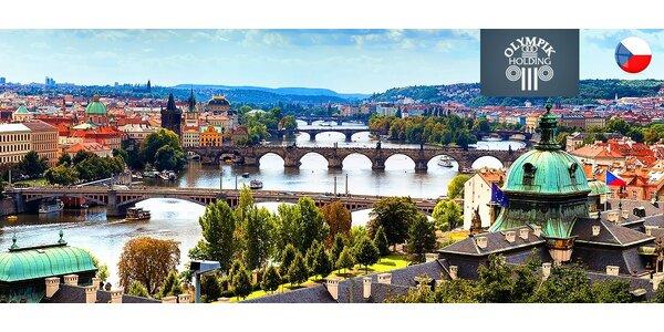 Hotel TRISTAR*** príjemný pobyt v Prahe