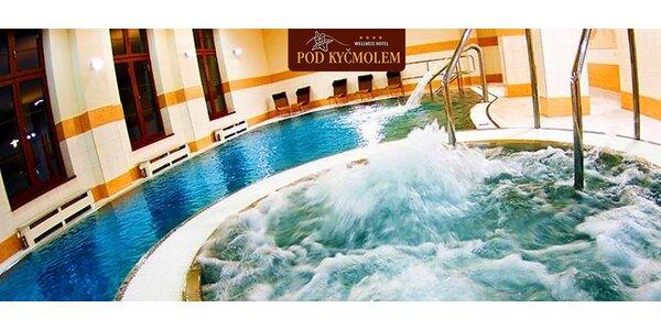 Letný oddych vo Wellness hoteli Pod Kyčmolem