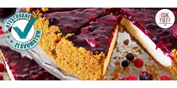 Božské cheesecakes a sladké cupcakes