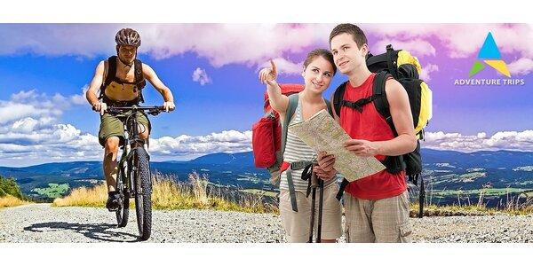 Cyklovýlet alebo turistika