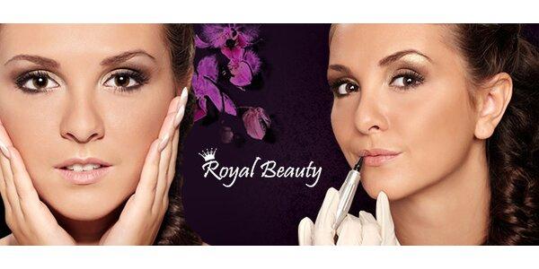 Permanentný make-up obočia, pier, očných liniek
