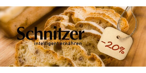 20% zľava www.schnitzer-eastcentral.eu