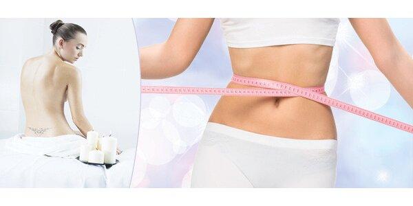 Neinvazívna laserová liposukcia