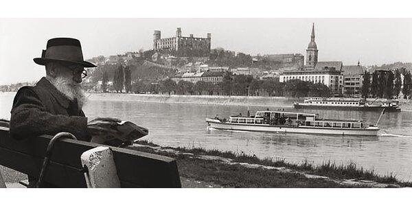 Fotoobrazy od významného slovenského fotografa záramované na plátne