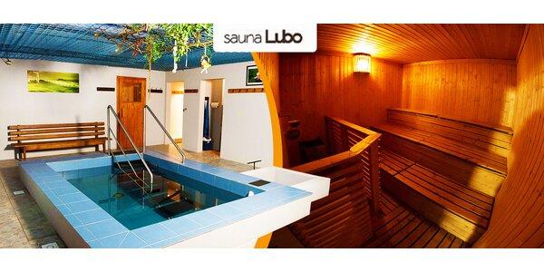 Neobmedzený vstup do sauny pre ženy