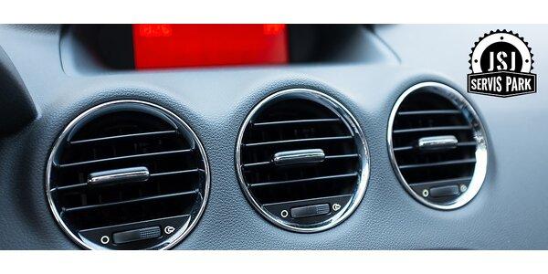 Servis a plnenie klimatizácie pre všetky autá