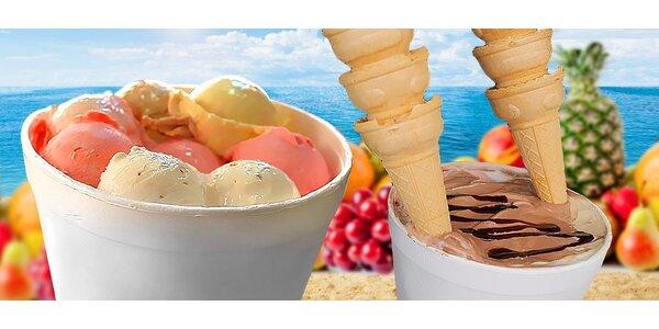 Schlaďte sa! Balkánska zmrzlina v Paradiso cafe