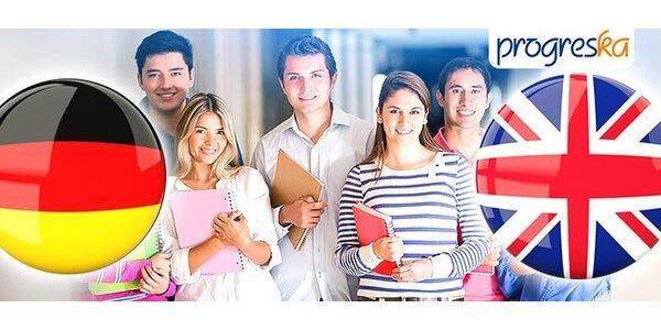 Intenzívne kurzy anglického a nemeckého jazyka