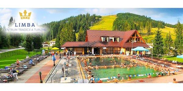 Oravská dovolenka pre celú rodinu v Hoteli Limba***