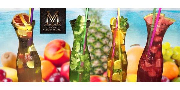 Alko alebo nealko XXL drinky v M&M Coffee Bare
