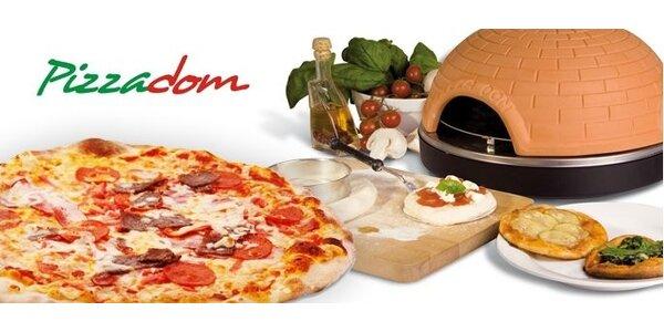 Kupón na zľavu v hodnote 50 EUR pri kúpe niektorého z Pizzadomov od Ceramic…