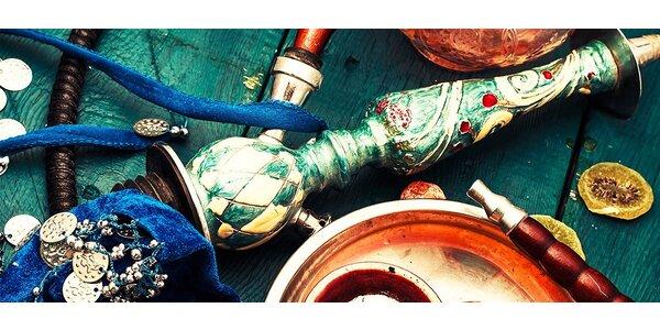 Káva, čaj, koláč, smothie a shisha v SAHARA CAFE