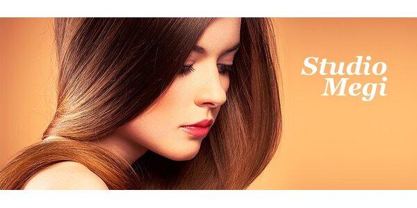 Krásne zregenerované a vyživené vlasy pre dámy