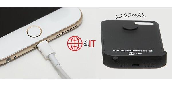 4IT Powercase predĺži výdrž tvojho iPhonu!
