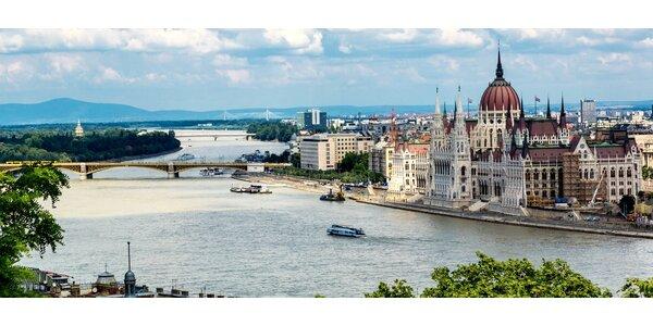 Spoznajte s nami krásy Maďarska!