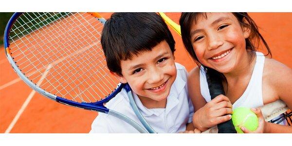 Tenisový kurz pre deti a mládež
