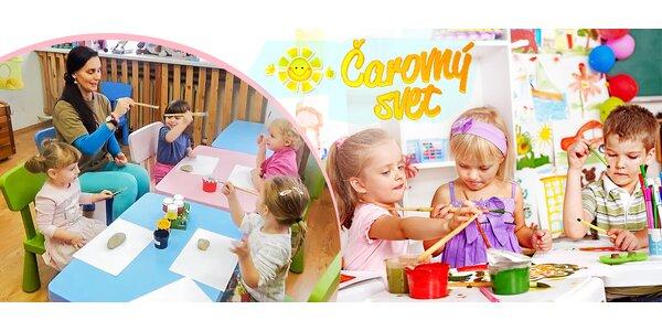 Detské bilingválne centrum Zlatý Medvedík