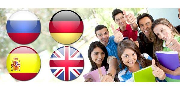 Konverzačné jazykové kurzy