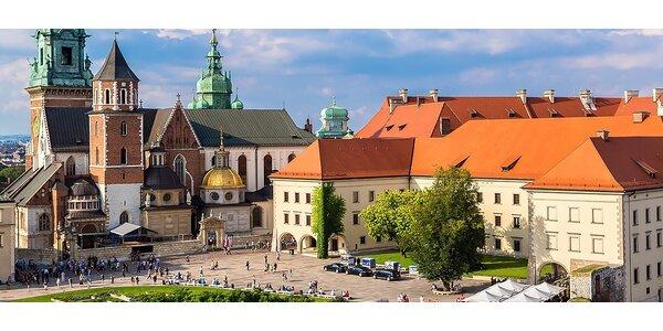 Pobyt v poľských Niepołomiciach neďaleko Krakova