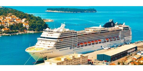 Luxusná plavba loďou: 1 plavba, 2 kontinenty!